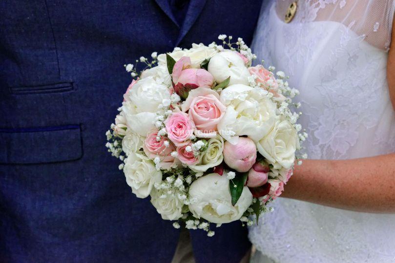 Bouquet sur deux tonalités