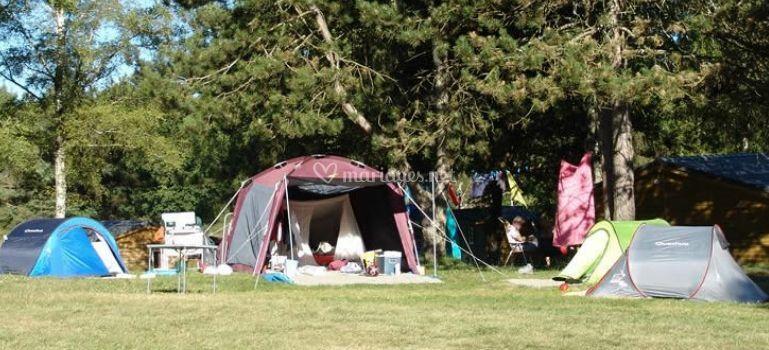 Aires de camping