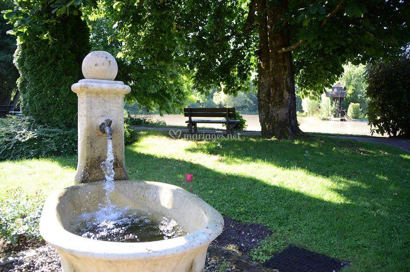 Jardins et Fontaines
