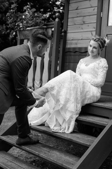 Mariés à Chaletang