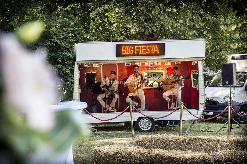 Arthur & Giorgio Prod - Big Fiesta
