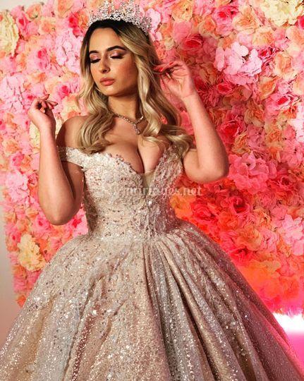 Robe princesse Delliciouz