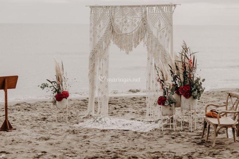Arche de cérémonie