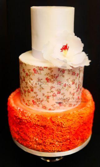 Gâteau avec impression a