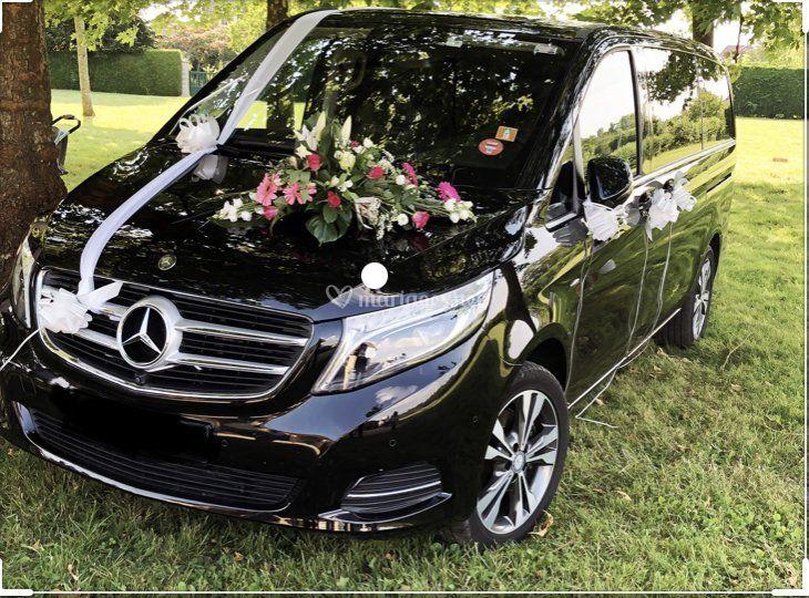 Van Mercedes