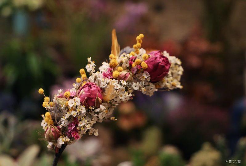 Couronne Jeux de Fleurs