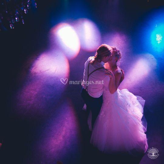 Photographe soirée mariage