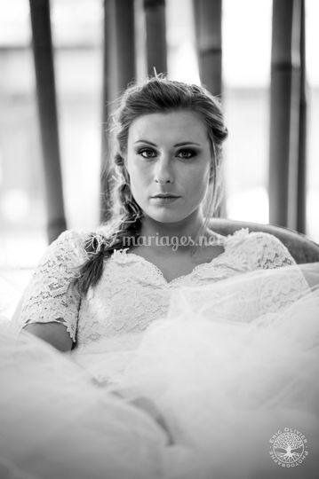 Photo mariage portrait