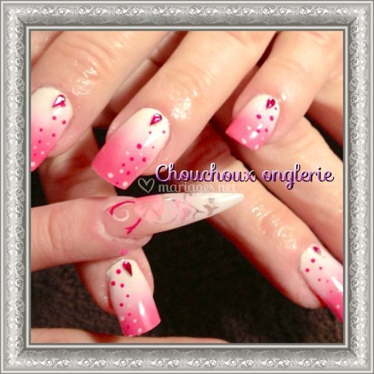 Nail art et stiletto