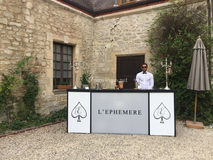 L'Ephémère - Private Bartending