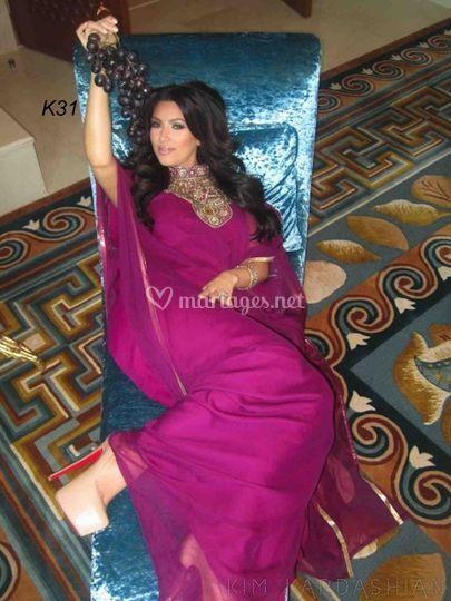 Farasha robe Dubaï