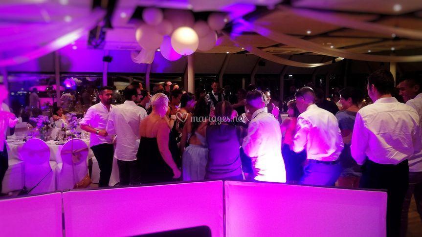 Danse des invités