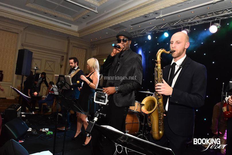 Orchestre variété