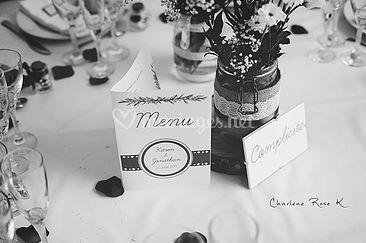 Organisation mariage champêtre