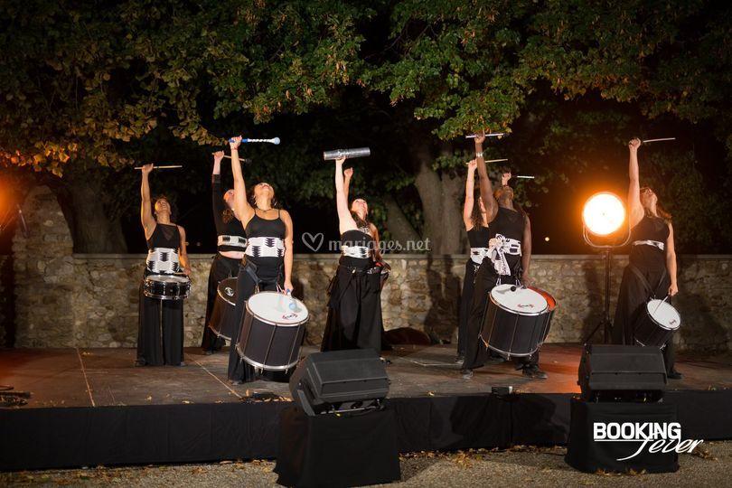 Batucada percussions Brésil
