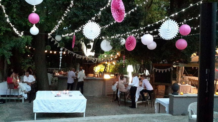 Mariage  Villa du Parc