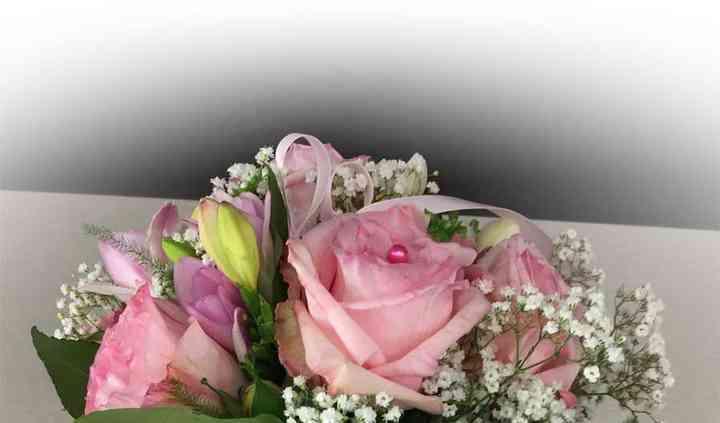 Bouquet de mariée romantisme
