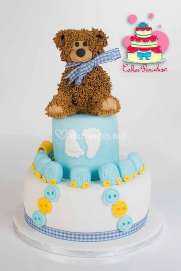"""Baby Shower """"100%"""" comestible"""