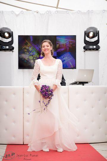 Robe de mariée Bella