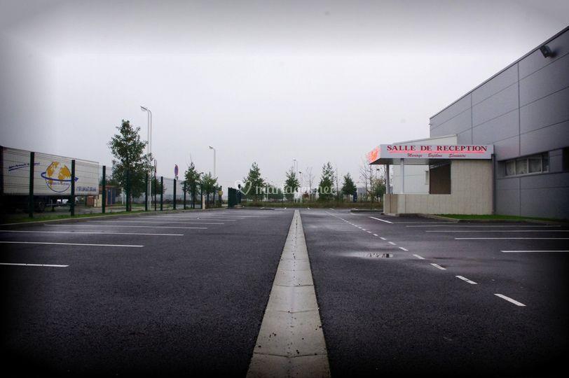 Elys e mariage for Parking exterieur paris