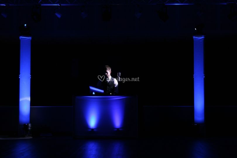 DJ créateur d'ambiance