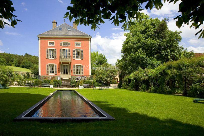 Château de Courban & Spa