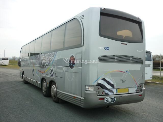 Autobus haut de gamme