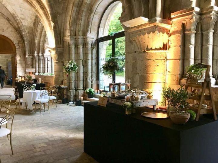 Abbaye de Vaucelles, Juin 2019