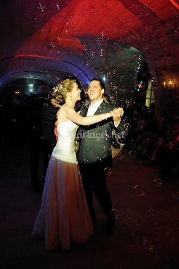 Photo mariage danse