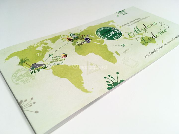 Faier part globe trotters