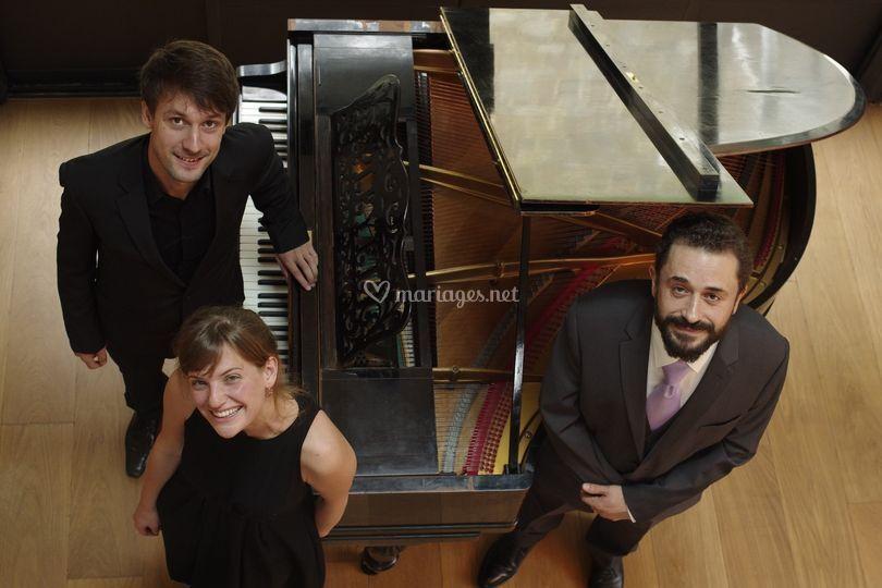 Le Piano Trotteur