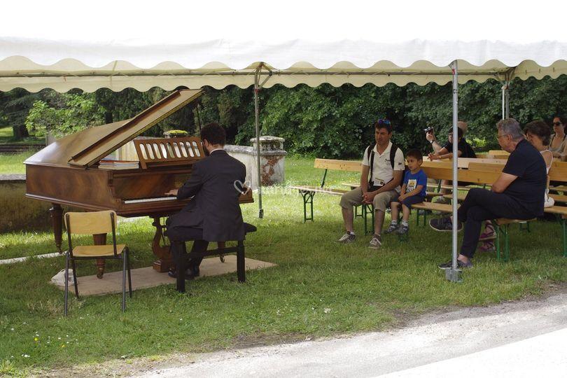 Piano Trotteur