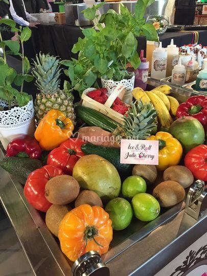 100% fruits frais !