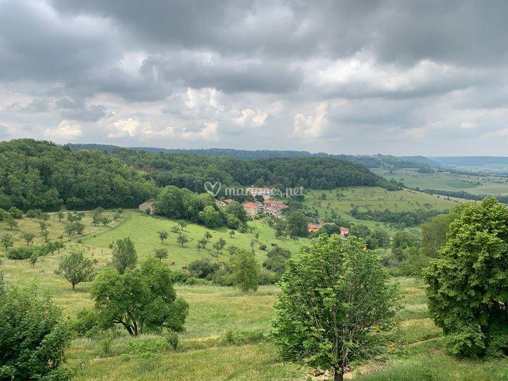 La colline de Sion