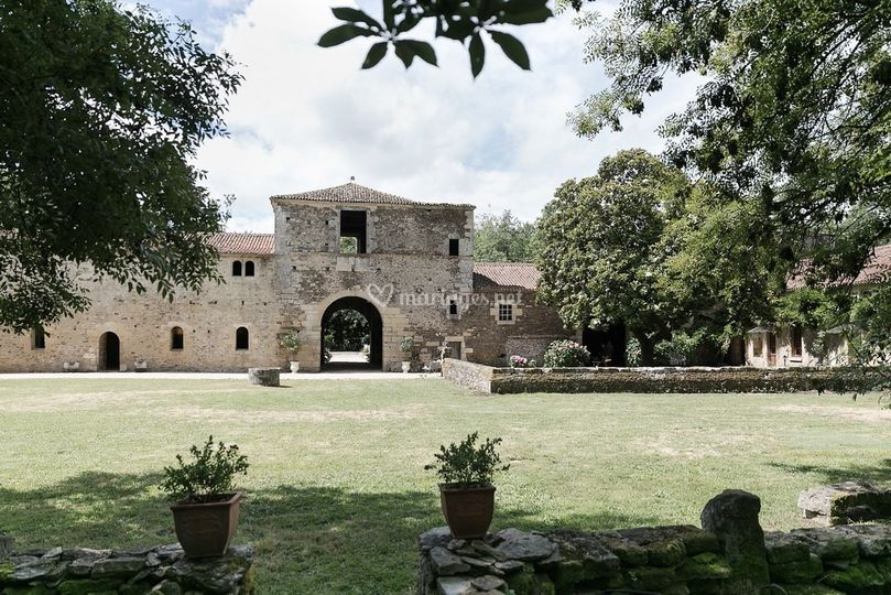Parc Château Citardiere mariag