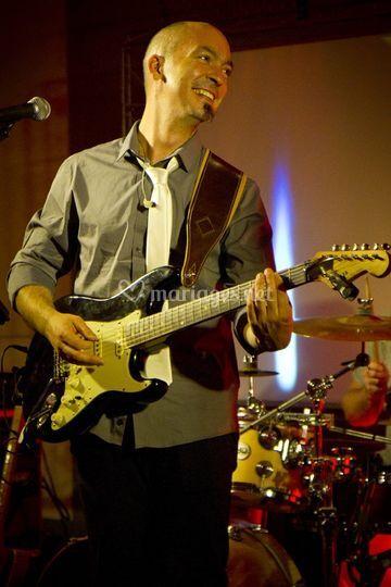 Pierre aux guitares