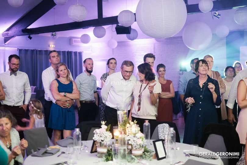 Mariage à Avelin
