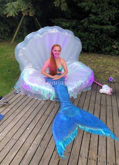 Lexia Mermaid Sirène