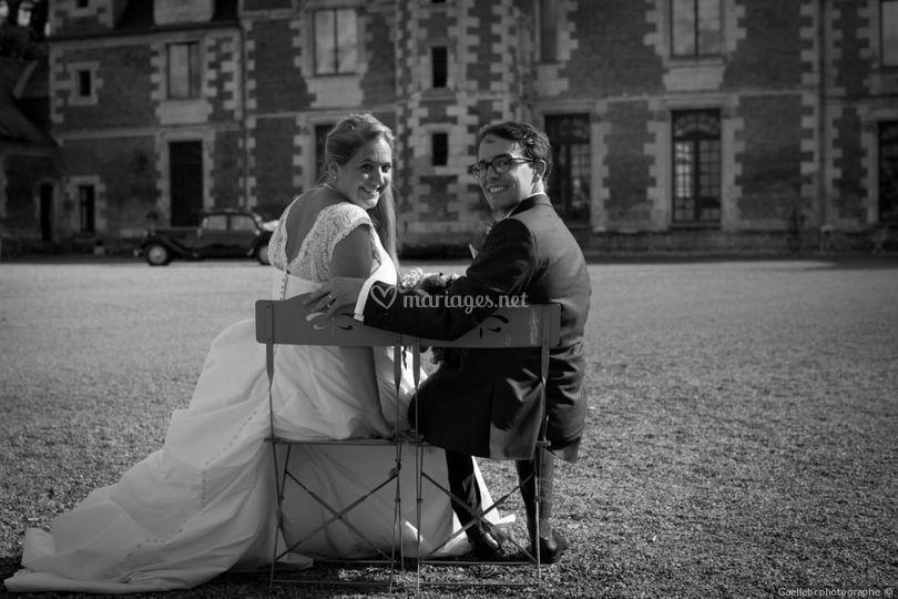 Mariés à Jallanges