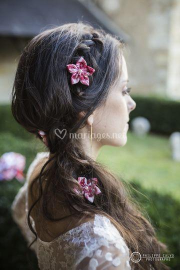 Accessoires cheveux Guinguette