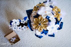 La mariée en fleur