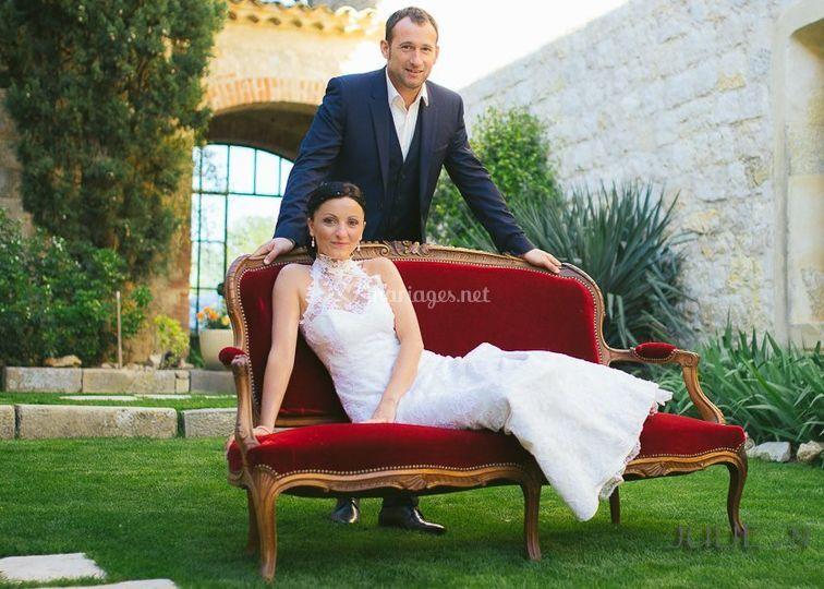 Mariage Graziella & David