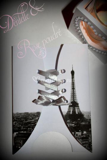 Faire part Paris