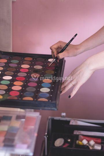 Fard make-up forever