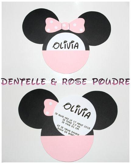Dentelle & Rose Poudré