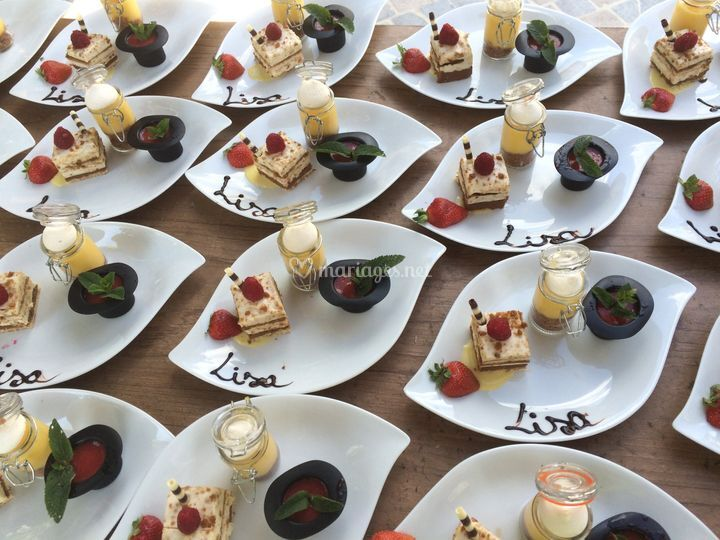 Farandole de dessert