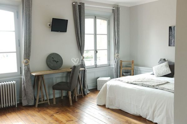 Domaine d 39 euclide for Decoration chambre nuptiale