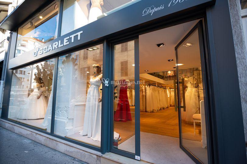 Boutique O'Scarlett annecy