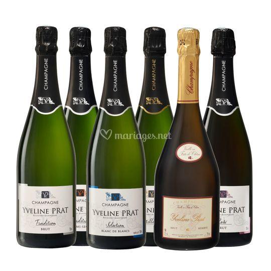 Choisissez votre Champagne