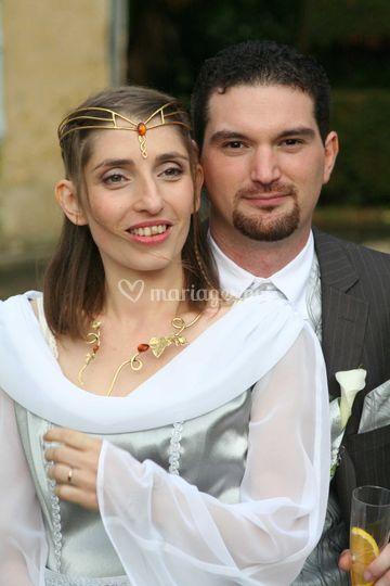 Mariage de Cécile et Bruno